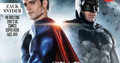 Batman v Superman: Dawn of Justice: Official Movie Magazine - Cover