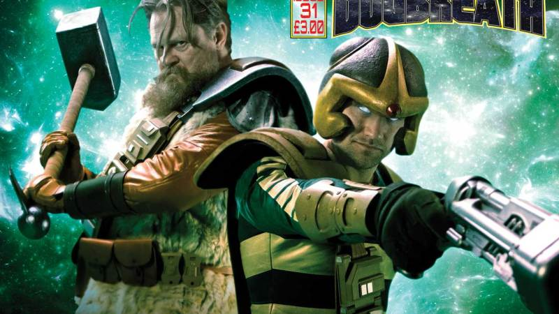 """Get Down With the Dogs! Latest Strontium Dog-inspired """"Dogbreath"""" Out Now"""