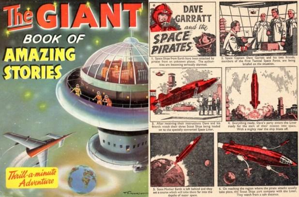Garratt Amazing Stories 1960