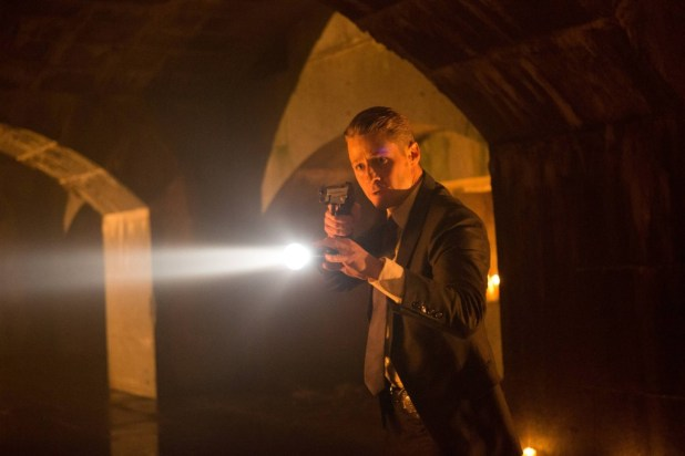 "Ben McKenzie in ""The Son of Gotham"". Photo: Jeff Neumann/ FOX"