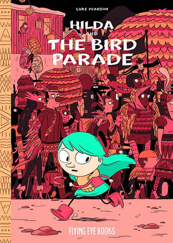 Hilda: The Bird Parade