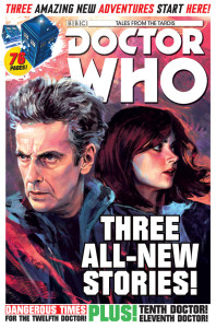 Doctor Who: Tales from the TARDIS #4 - Cover