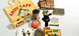 Rare Andy Capp Memorabilia Goes Under The Hammer Today