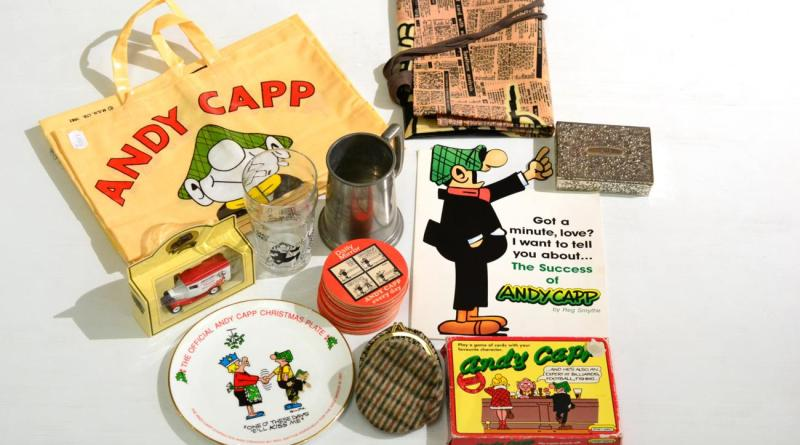 Andy Capp Merchandise