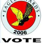 Eagle Awards Logo - 2006