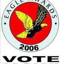 Eagle Awards Logo - 2006