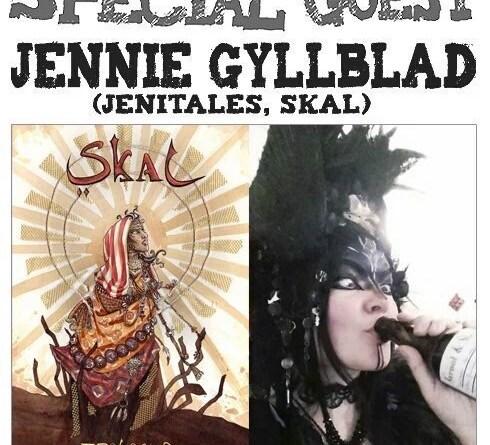 Awesome Comics Podcast Episode 38: Jennie Gyllblad
