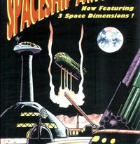 Spaceship Away Issue 11 - Cover