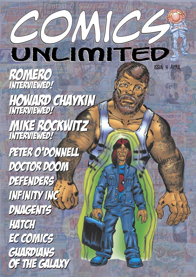 Comics Unlimited Issue 4
