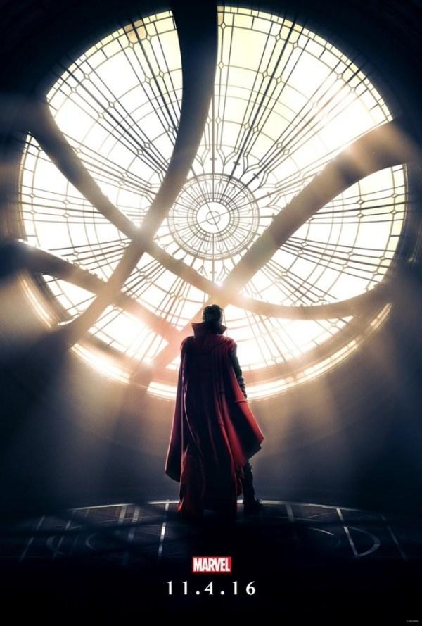 The first Doctor Strange film Teaser Poster