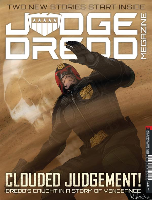 Judge Dredd Magazine 371