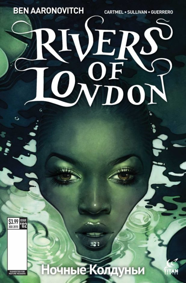 Rivers Of London: Night Witch #2