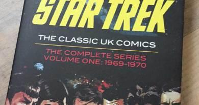 Star Trek - The Classic UK Comics