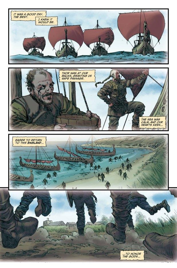 Viking #1 - Page 1