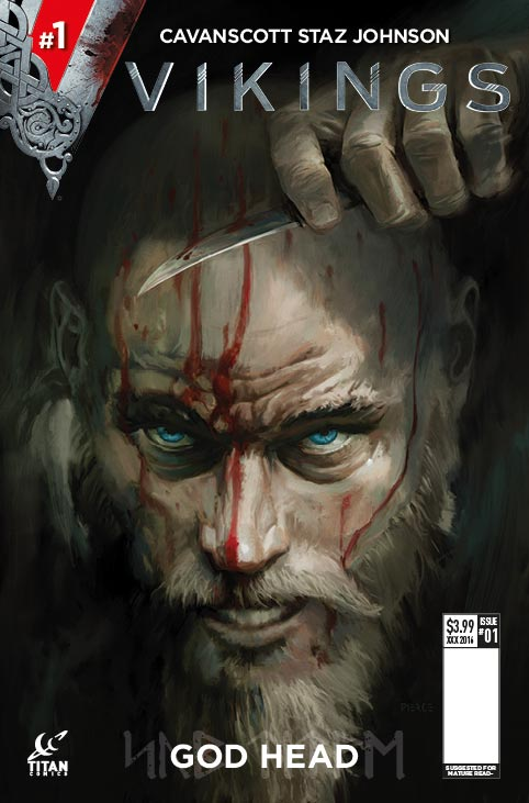 Vikings #1 Cover A