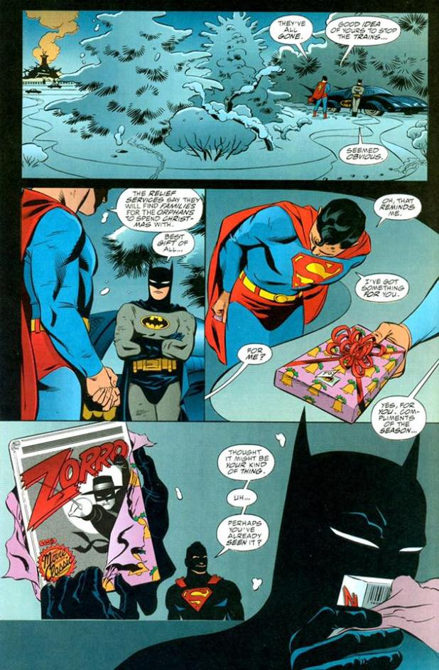 World's Finest by Dave Gibbons and Steve Rude - S3
