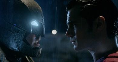 Batman versus Superman: Dawn of Justice. Image © Warner Bros/DC Entertainment