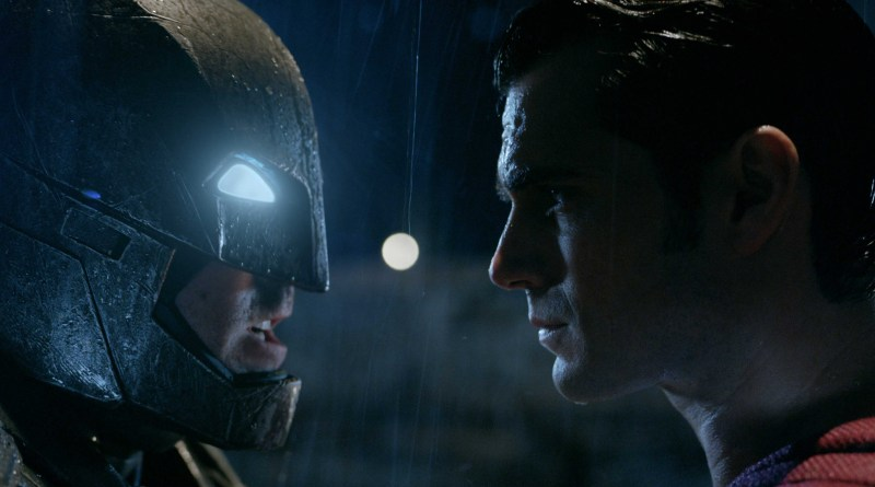 Batman versus Superman: Dawn of Justice. Image © Warner Bros/DC Entertainment