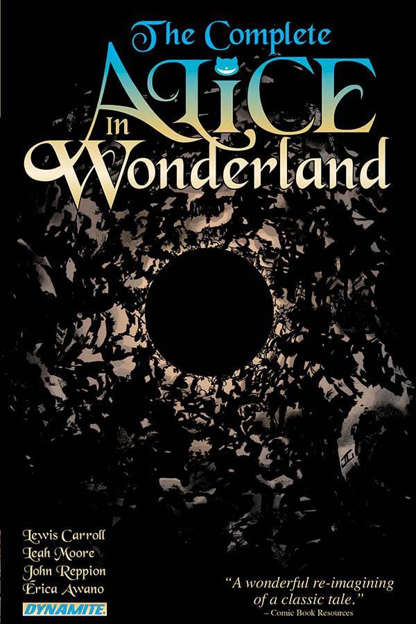Complete Alice In Wonderland Trade Paperback