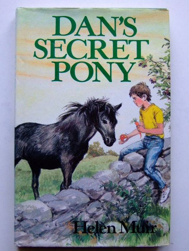 Dan's Secret Pony, illustrated by Shirley Bellwood