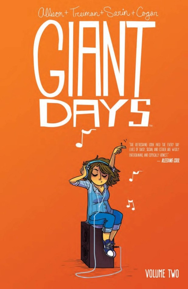Giant Days Trade Paperback Volume 2