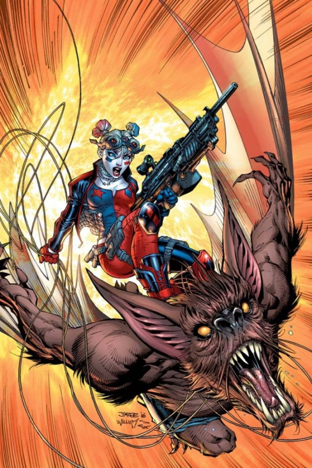 Harley Quinn & Suicide Squad April Fools Special #1
