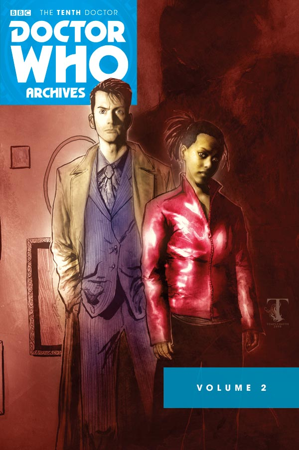 Doctor Who: The Tenth Doctor Omnibus Volume 2