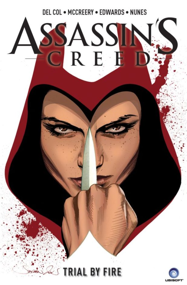 Assassin's Creed: Trial by Fire Volume One