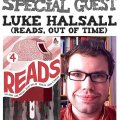 Awesome Comics Podcast Episode 44 - Luke Halsall