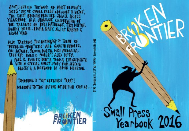 Broken Frontier Small Press Year Book 2016