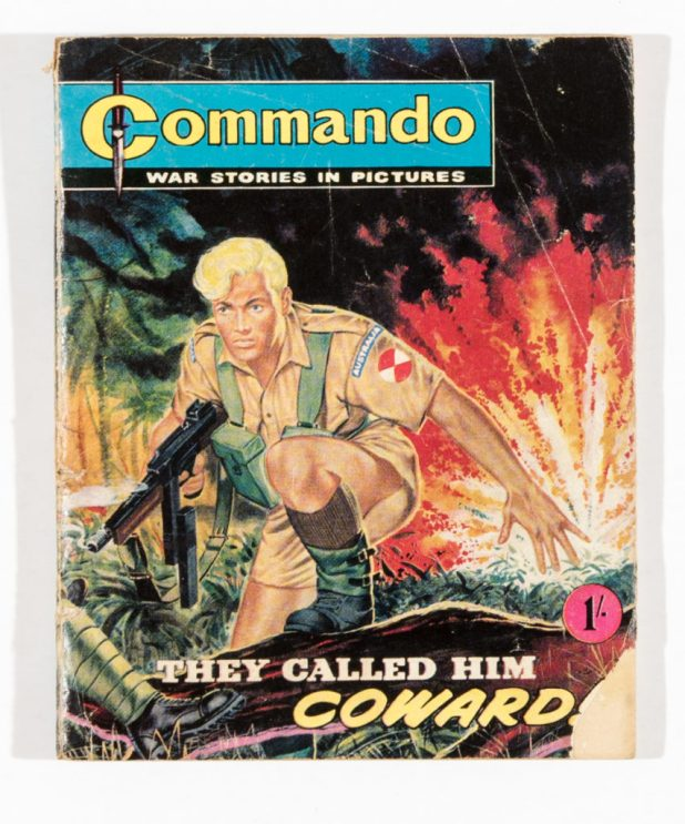 Commando Issue 2