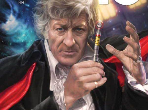 Doctor Who: The Third Doctor #1 - Cover A