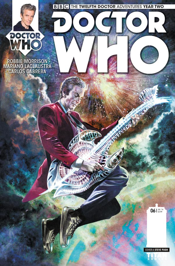 Doctor Who: The Twelfth Doctor Year Two #6 - Cover A
