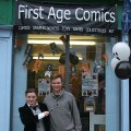 Mark and Lucy Braithwaite of First Age Comics