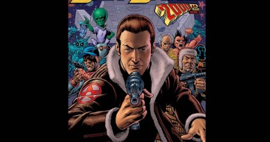Mega City Book Club Episode 1 - Dan Dare