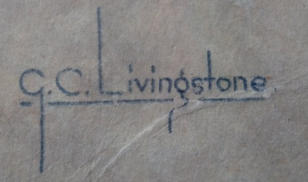 Gordon Livingstone - Signature