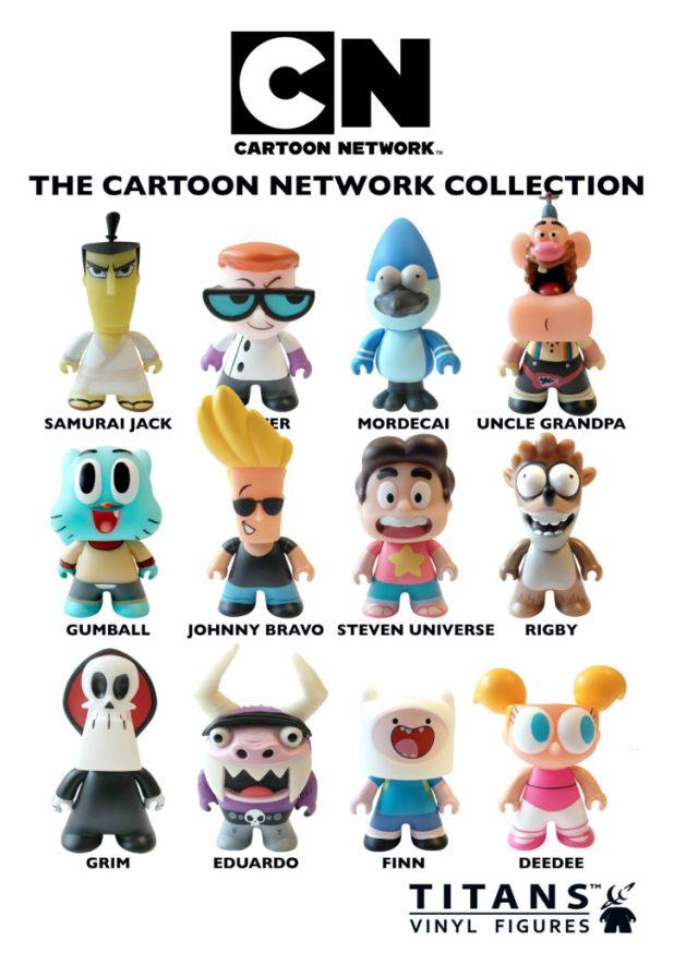 Cartoon Network TITANS: The Cartoon Network Collection