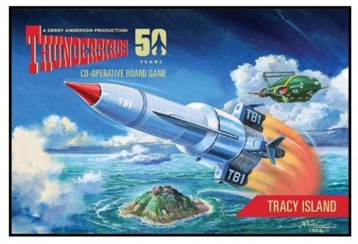Thunderbirds RPG: Tracy Island