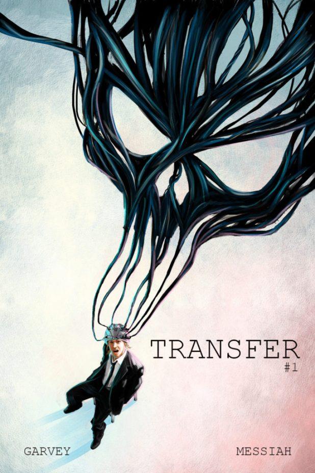 Transfer #1 - Cover
