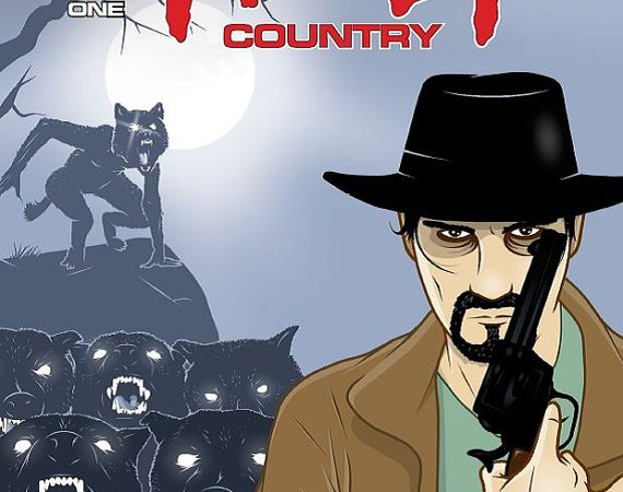 Planet Jimbot's 'Wolf Country' Trade Released