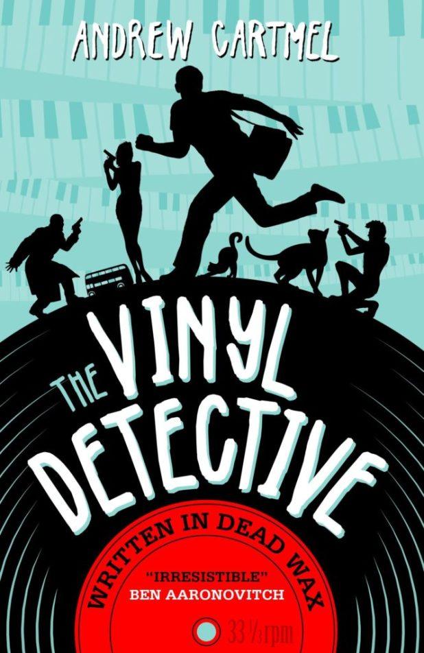 The Vinyl Detective by Andrew Cartmel