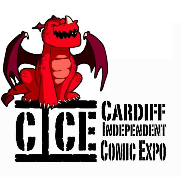 Cardiff Independent Comic Expo - Dragon