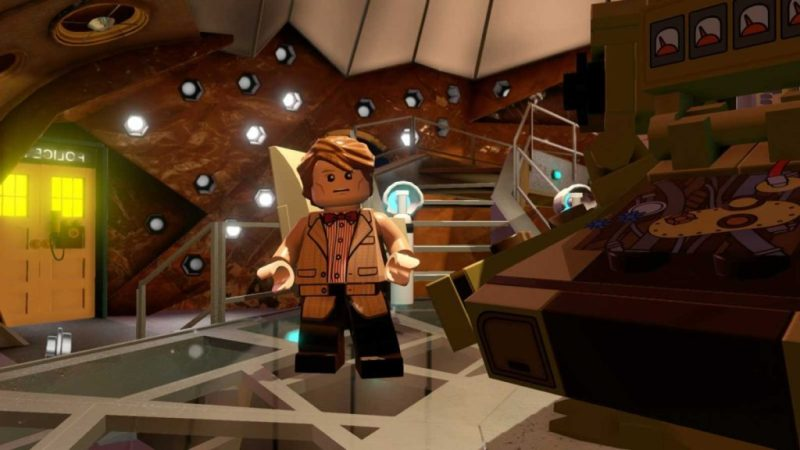 Doctor Who - LEGO Dimensions - The Eleventh Doctor