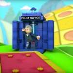 The Twelfth Doctor's brief appearance in the latest LEGO Dimensions trailer.