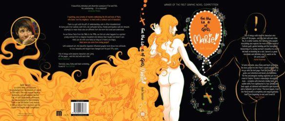 For the Love of God Marie! - Full Cover