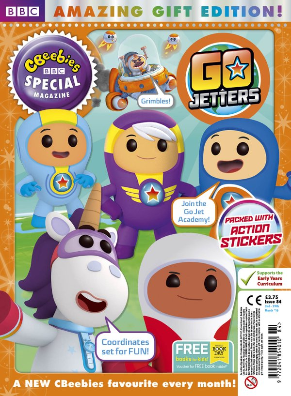 Go Jetters Magazine Issue 1