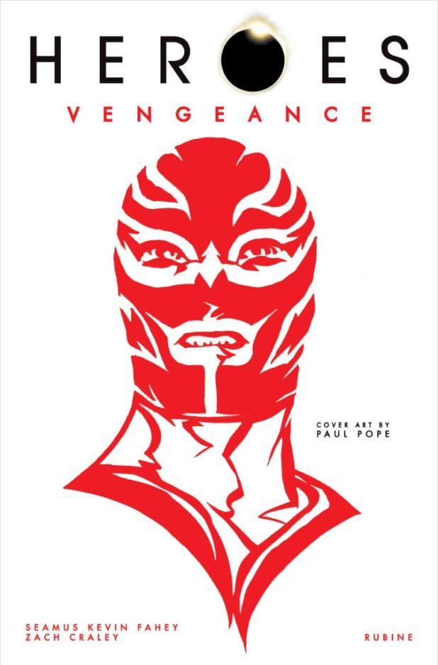 Heroes Vengeance TPB