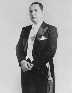 Official photo of President Perón,1946