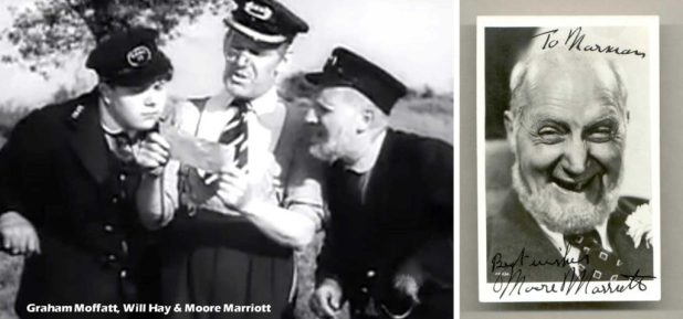 """Leonard Matthews Part 11 - """"Oh Mr Porter"""" with Moore Marriott"""
