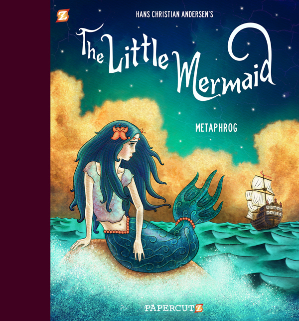 The Little Mermaid by Metaphrog - Cover